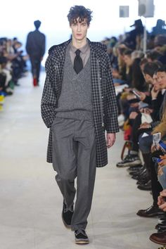 E. Tautz Menswear Fall Winter 2016 London