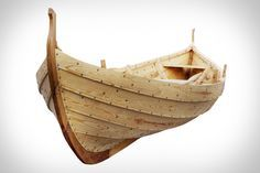 Personal Viking Ship sold by The Viking Ship Museum. Too small? 10m Gokstad battle cruiser also available