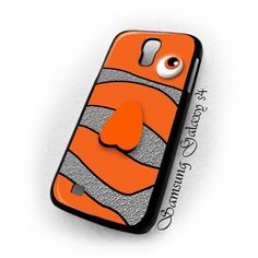 Disney finding nemo orange fish Samsung galaxy S4 i9500 and samsung s4 mini case. Free Shipping, Price $24.50. #accessories #phonecase #iphonecase #case #cover #hardcase #hardcover #skin #samsung case #samsunggalaxycase #samsung galaxys4 #samsunggalaxys4i9500 #samsunggalaxys4i9500case #movie #disney #findingnemo #dezignercase