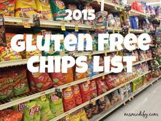 2015 gluten free chips Chips, Gluten Free, Awesome, Blog, Fries, Glutenfree, French Fries, Grain Free
