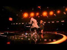 "Adele ""Someone Like You"" @ the Brits 2011"