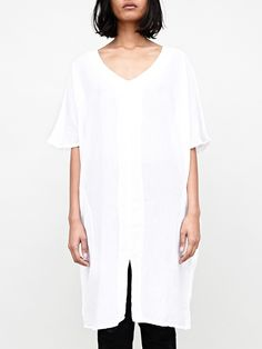 Tunic in White