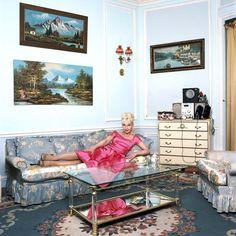 Fifi, Blanche, 9e arrondissement, 2009, Créatrice de mode © Baudoin