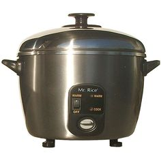 Sunpentown SC-887 6-cup Stainless Steel (Silver) Cooker and Steamer (SC-887) (Metal)