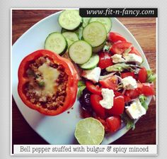 Koosa inspired ( healthy alternative) . Visit the blog for more recipes.