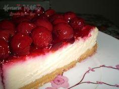 Vişneli Cheesecake - Kevser'in Mutfağı - Yemek Tarifleri
