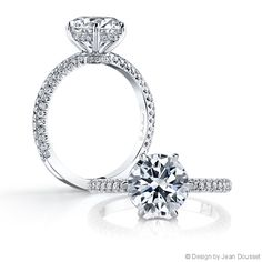 Charles Moissanite Engagement Solitaire Available – Finest Jewelry Engagement Ring Jewelers, Engagement Solitaire, Wedding Rings Solitaire, Classic Engagement Rings, Platinum Engagement Rings, Diamond Solitaire Rings, Antique Engagement Rings, Engagement Ring Cuts, Bridal Rings