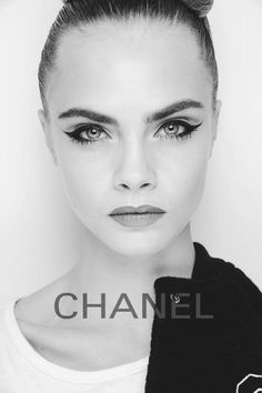 Cara Delevigne... apparently she's considering quitting modeling! :(