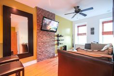 Appartement in Brooklyn, Verenigde Staten. COMPLETELY PRIVATE TWO BEDROOM…