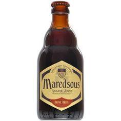 Cerveja Belga Belgian Strong Ale Maredsous Brune 330ml