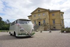 Wedding Car Hire Braintree | The White Van Wedding Company Wedding Car Hire, Wedding Company, Tiny Camper, Vw Camper, White Vans, Photo Booth, Buildings, Cars, Vehicles