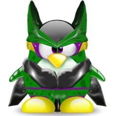 Tux Cell
