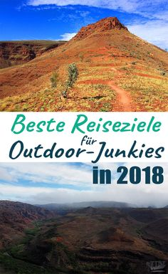 Falls du noch auf der Suche nach dem richtigen Reiseziel für Outdoor-Abenteuer bist, haben wir hier was für dich! Reiseblogger verraten ihre Lieblingsdestinationen für Outdoor-Junkies.