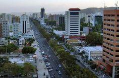 Av. Bolivar de Valencia, Venezuela