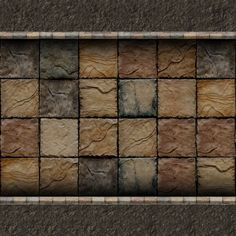 Dundjinni Mapping Software - Forums: ProBono Dungeon Tiles (some new tiles)