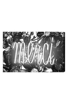 Oliver Gal 'Merci' Wall Art | Nordstrom