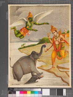 Gajendra Moksha