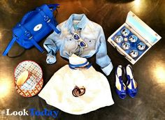 TOTAL LOOK FOR EVERY TODAY! Summer 2014, Spring Summer, Backpacks, Bags, Fashion, Handbags, Moda, Fashion Styles, Backpack