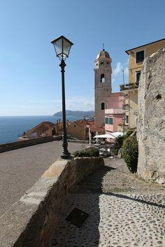 Cervo, Liguria, Italy