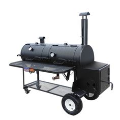 "Lang 36"" Hybrid Patio smoker. I'm ordering this cooker in a few weeks."