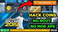 Easy way to hack dream league soccer 2019 unlimited Coins without lucky , No Root & No Mod Apk, DLS 19 hack patcher. Soccer Games, All Games, Free Games, Soccer Sports, Soccer Kits, Liga Soccer, Offline Games, Point Hacks, Play Hacks