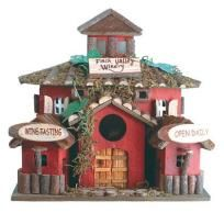 FINCH VALLEY WINERY BIRDHOUSE - FREE SHIPPING $24.00