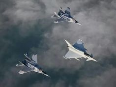 Two Polish Mig-29 and Eurofigher . So proud