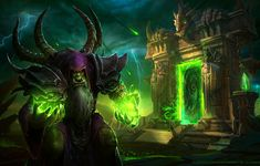Guldan, Darkness Incarnate by Mr--Jack on DeviantArt Game Concept, Concept Art, World Of Warcraft Wallpaper, Hero Games, Heroes Of The Storm, Gaming Wallpapers, Wallpaper Pc, Cool Artwork, Amazing Artwork