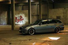 BMW 3 E46 Touring (2002-2004)