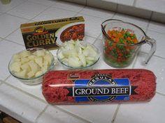 Broke Da Mouth: Hamburger Curry - Local Dining on a Budget
