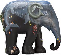 sea the point 2013 dana point Happy Elephant, Elephant Love, Elephant Art, Elephant Design, Elephant Stuff, African Forest Elephant, Asian Elephant, Animal Statues, Animal Sculptures
