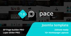 Buy Pace - Responsive MultiPurpose Joomla Theme With Page Builder by joomlastars on ThemeForest. Pace is a Responsive Joomla Template, simple, clean and Professional theme. It comes with Unique layouts, Many mo. Joomla Themes, Thing 1, Joomla Templates, All Themes, Got Online, Drupal, Best Wordpress Themes, Website Template, Have Time
