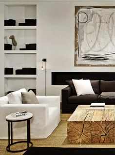 Coffee table | The best coffee tables home design ideas! See more inspiring images on our boards at: http://www.pinterest.com/homedsgnideas/home-design-ideas-coffee-tables/