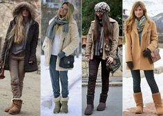 Winter // Uggs