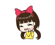 Pixel Kawaii, Clapping Gif, Cartoon Chicken, Chibi Couple, Happy Gif, Cute Love Gif, Cute Love Cartoons, Cartoon Gifs, Cute Stories