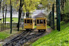 Aleksotas Funicular Railway/Cable Car