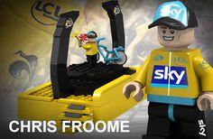 LEGO Ideas - Tour De France : Podium