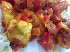 Émincé de poulet ultra moelleux + légumes