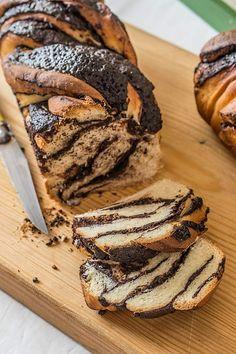 Babka de chocolate Babka Recipe, Chocolate Videos, Choco Chocolate, Bread Bun, Pan Dulce, Pastry Cake, Bread And Pastries, Healthy Sweets, Gourmet