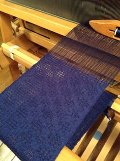 Bilderesultat for bronson lace weaving