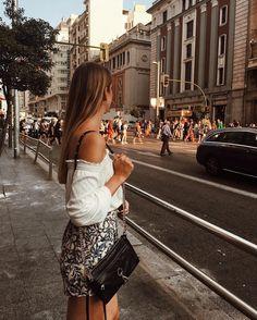 "36 Likes, 4 Comments - Selina  (@selinasbl) on Instagram: ""Gran Vía con mi amor ✨"""