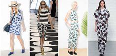 Cozy•Stylish•Chic | NYFW Spring 2015 Trends – Part 2 | http://www.cozystylishchic.com Palm Trees