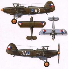 Fighter Aircraft, Fighter Jets, Grumman F6f Hellcat, Westland Whirlwind, Hawker Tempest, Hawker Typhoon, Palette Projects, Hawker Hurricane, P51 Mustang