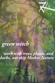 Green Witch                                                                                                                                                                                 More