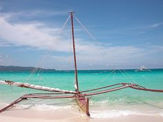 Gossamer catamaran, Phillipines. Reminds me of a dragonfly.
