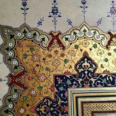 Islamic Motifs, Islamic Art Pattern, Pattern Art, Arabesque, Middle Eastern Art, Arabic Calligraphy Design, Illumination Art, Bohemian Art, Turkish Art