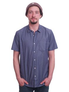 Hemd Brody Mini Dots von Armedangels bei Kult-Design-Unikate