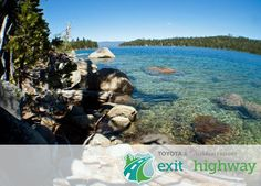 Exit the highway and spend time in nature this summer.