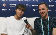 Interview mit Benjamin Ingrosso (Schweden) Interview, Stars, Sweden, Sterne