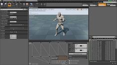 Unreal Engine 4 - Adding Animations - Combo Attacks/Attacking (Part Unity Tutorials, Game Mechanics, Tech Art, 3d Tutorial, Game Engine, Game Dev, Unreal Engine, Game Assets, Zbrush